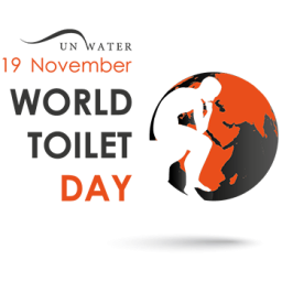 'The Daily Poo!' Charity, investment & environment update + World Toilet Day 19.11.19