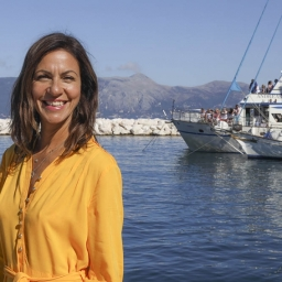 'Greek Islands with Julia Bradbury' episode 1 tonight on ITV