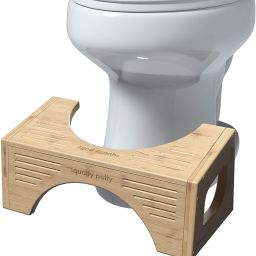 Latest news & views on loos & no. 2s from 'The Daily Poo!' + The Best Toilet Stools for Posture, Health & Wellbeing.